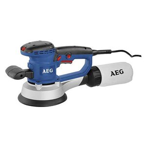 Эксцентриковая шлифовальная машина AEG EX 150 E