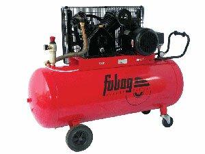 Компрессор воздушный Fubag Air 5900B/200