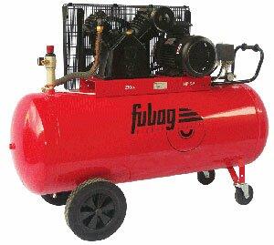 Компрессор воздушный Fubag Air 5900B/270