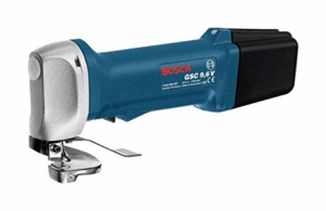 Аккумуляторные листовые ножницы Bosch GSC 10.8 V-LI