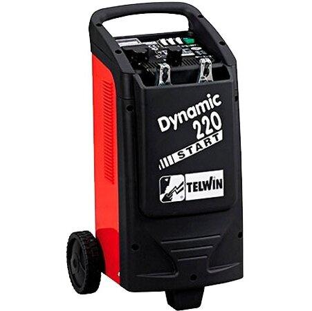 Пуско-зарядное устройство TELWIN DYNAMIC 220 start 230V 12-24V