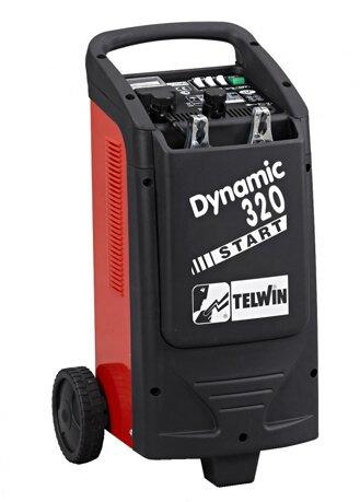 Пуско-зарядное устройство TELWIN DYNAMIC 320 start 230V 12-24V
