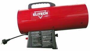 Нагреватель газовый ELITECH ТП 15Г