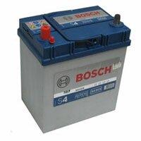 Аккумулятор автомобильный  Bosch Silver S4 0190092S40190 40a/h прям. тонкие клемы.