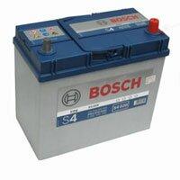 Аккумулятор автомобильный  Bosch Silver S4  020 0092S40200 45 a/h  обр. тонк.клемы